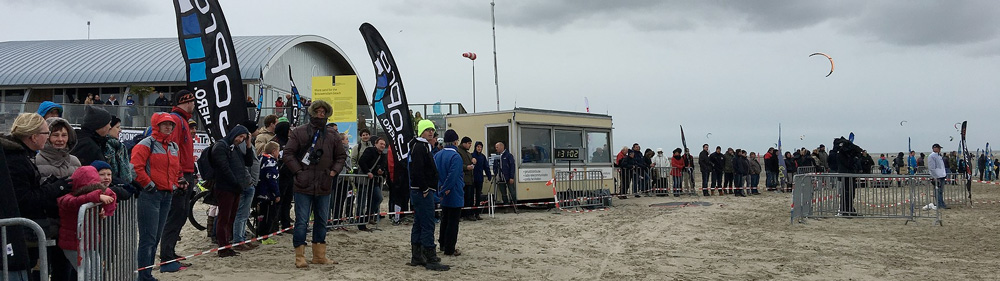 Beachrace banner